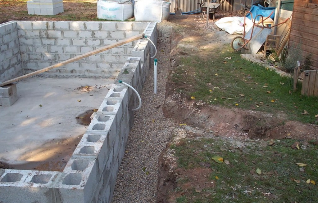Бассейн строим своими руками
