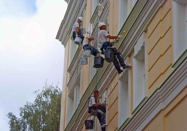 Услуги промышленных альпинистов киров