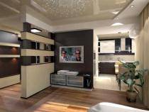 что принимаем во внимание при оформлении интерьера различных комнат