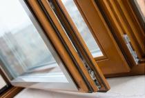 Дерево-алюминиевые окна - красиво и практично
